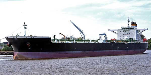 Maritiem ship tanker