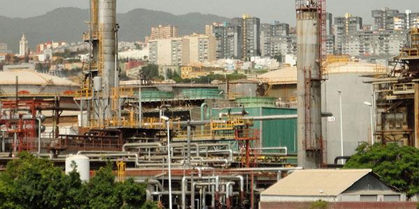 vakgebied olie en gas - oil and gas